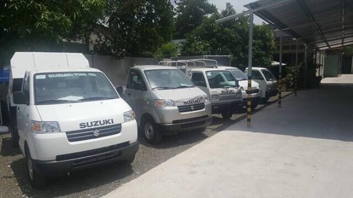 SUZUKI SUPER CARRY PRO nhập khẩu nguyên chiếc, thương hiệu NHẬT BẢN chất lượng cao