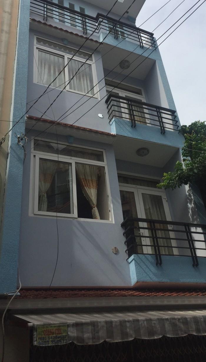 Bán Gấp Nhà Mặt Phố, Lô Gốc Tân Bình, Phường 10, 78m