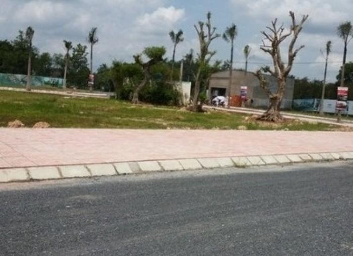 Đất nền SHR 4x15m, đường Nguyễn Văn Linh nối dài, Long An