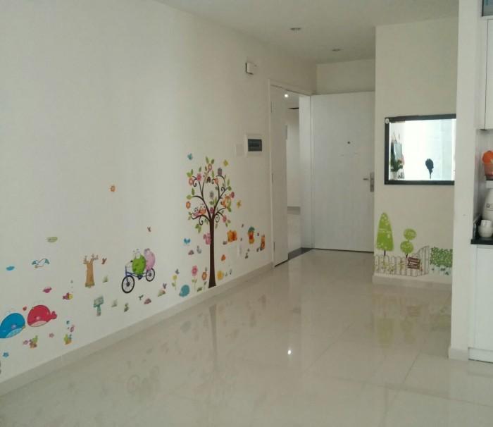 Bán căn hộ Terra rosa, H.Bình Chánh, 69m2, 2pn