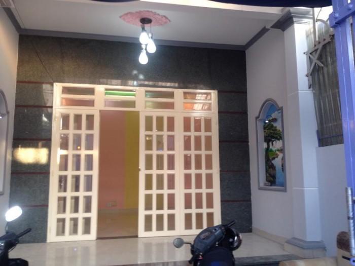Bán nhà hẻm đường Vườn Lài, Tân Thành, Tân Phú. Diện tích 7.8.x9.6, Gác