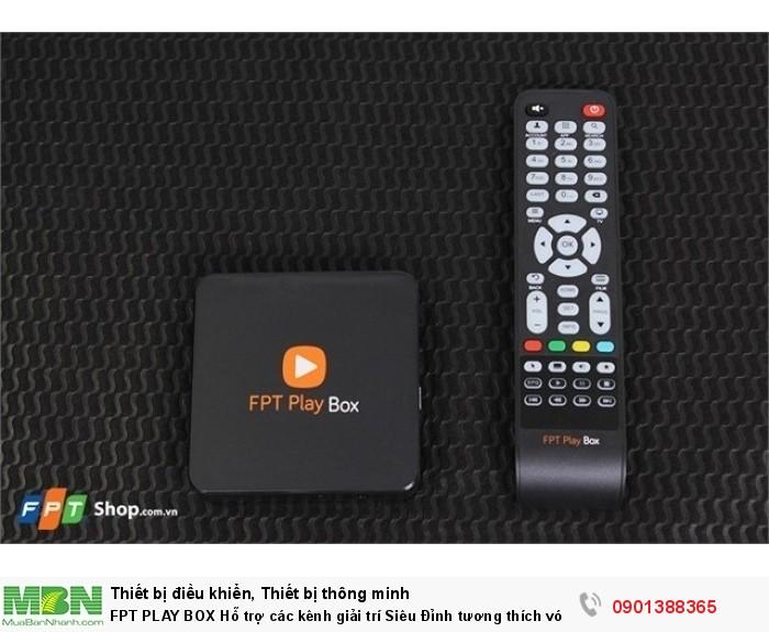Sử dụng được nhiều ứng dụng như Youtube, facebook,… biến tivi thường thành Smart Tivi.