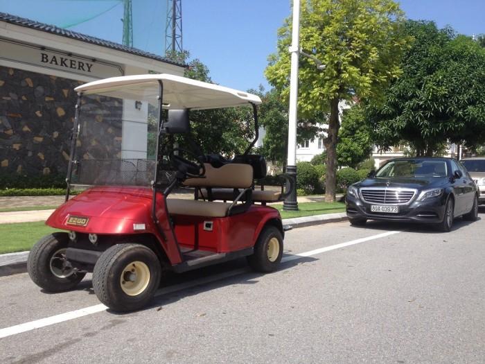 Xe điện sân golf tại Hà Nội