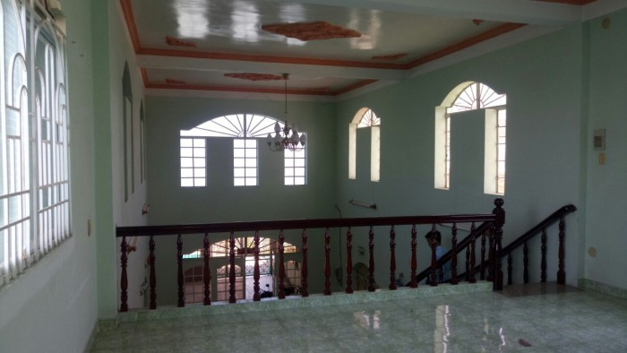 Nhà bửu long 1 trệt 2 lầu. CÁCH Huỳnh Văn Nghệ 100m
