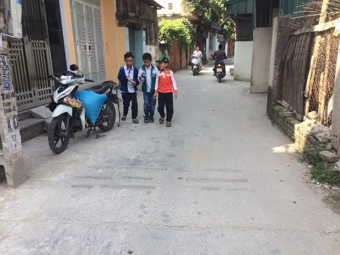 Bán đất Phường Long Biên kinh doanh cực tốt dt 78,4m2