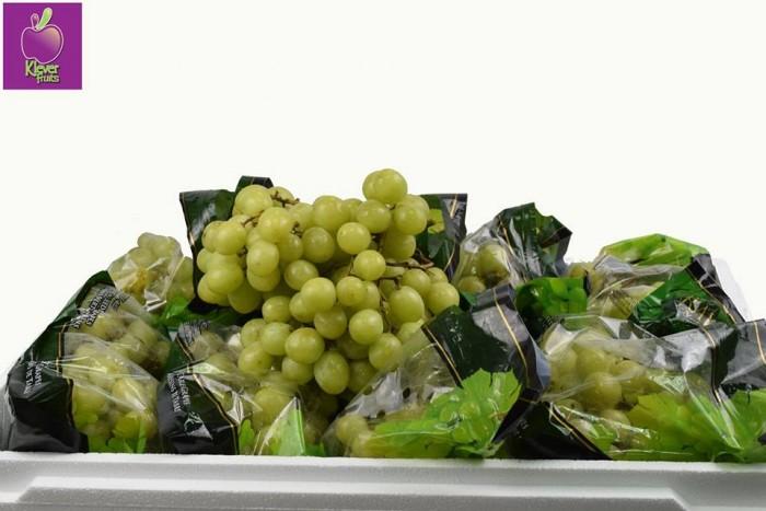 Bho xanh không hạt Mỹ tại Klever Fruits1