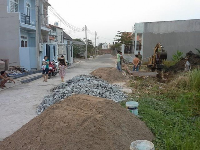 Bán đất nền Gò Vấp, khu dân cư Đại Học Văn Lang
