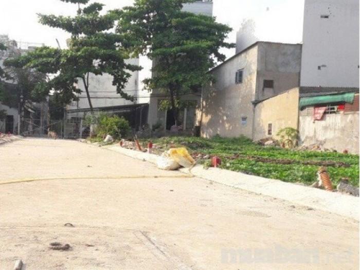 Bán đất ngay Nguyễn Thái Sơn, P5, Gò Vấp 4.5x12; 4x14m, 2.3 tỷ