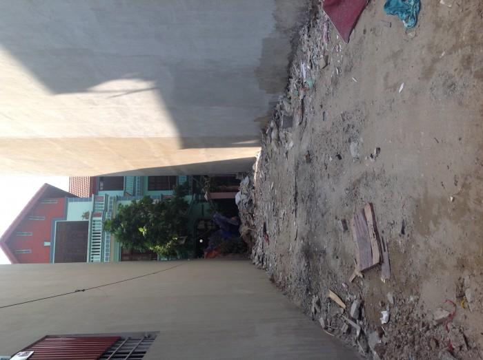 Bán lô đất ở Phố Trạm,Long Biên, DT 78,4m