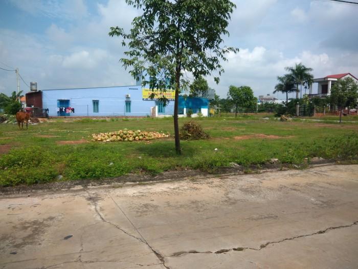 Bán gấp một số lô đất diện tích lớn tại khu đô thị Mỹ Phước