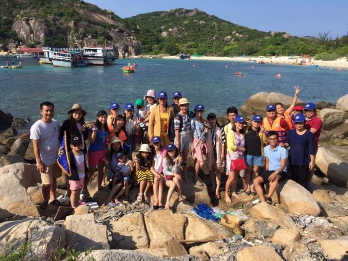 Đảo Bình Ba - thiên đường hải sản