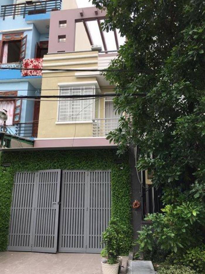 Bán Nhà MT Vĩnh Viễn, 4x9. 3 lầu, Q.10.