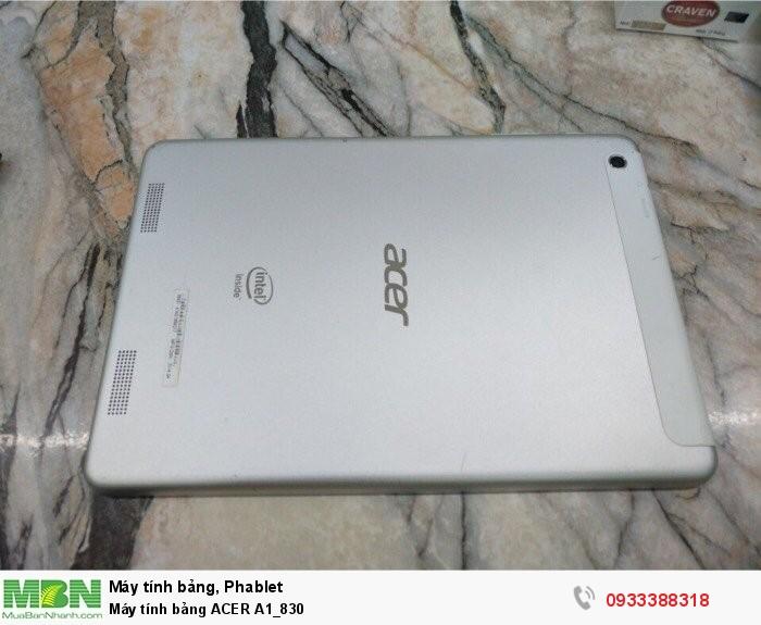 Máy tính bảng ACER A1_8300