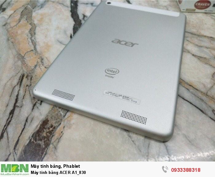 Máy tính bảng ACER A1_8302