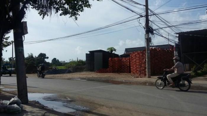 Bán gấp đất mặt tiền Nguyễn Hữu Trí chính chủ thanh toán linh hoạt 800 triệu