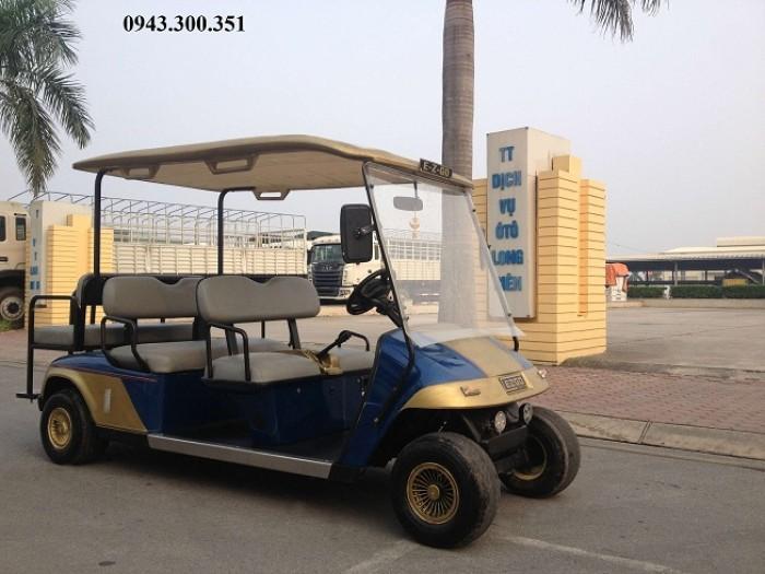 Xe điện chở khách E-z-go giá rẻ