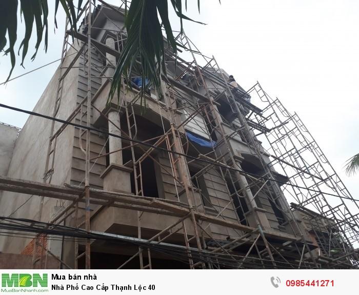 Nhà Phố Cao Cấp Thạnh Lộc 40