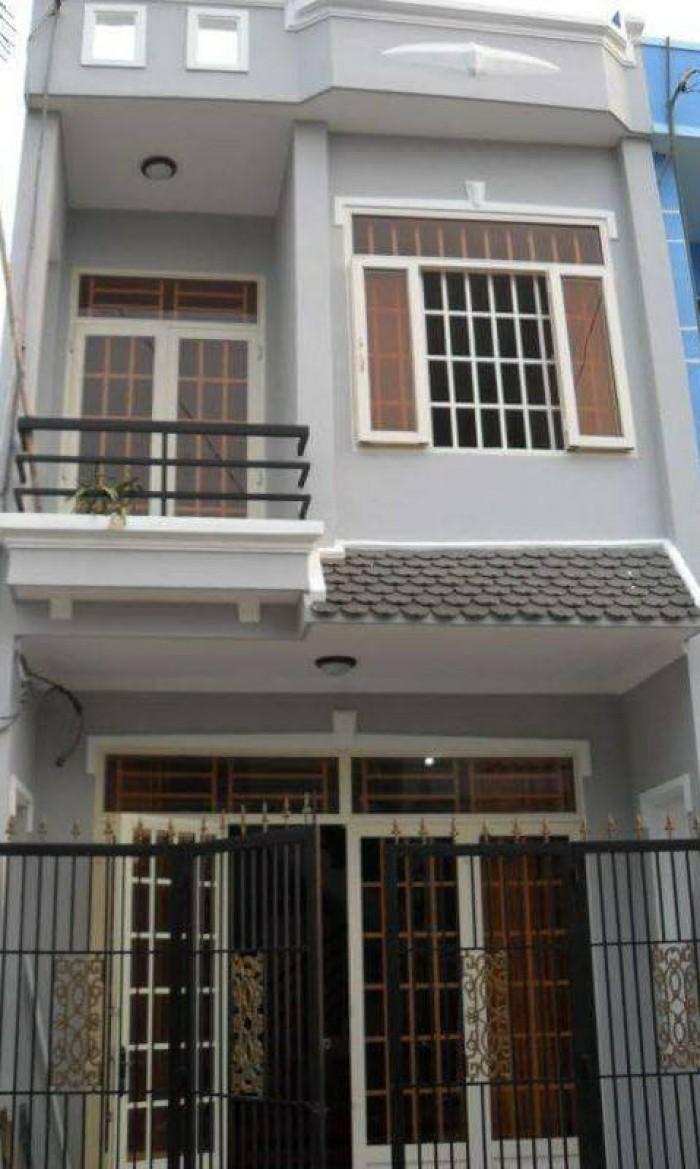 Nhà Bán Shr, Trên Ql1A, 3 Phòng Ngủ, 2wc