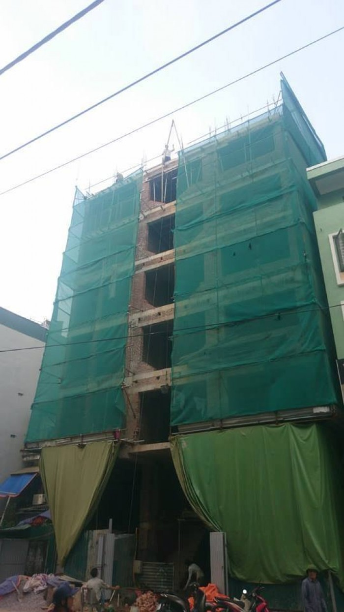 Bán nhà mặt phố Nam Đồng Đống Đa Hà Nội, 40m2 9 tầng mặt tiền 4m 12,5 tỷ