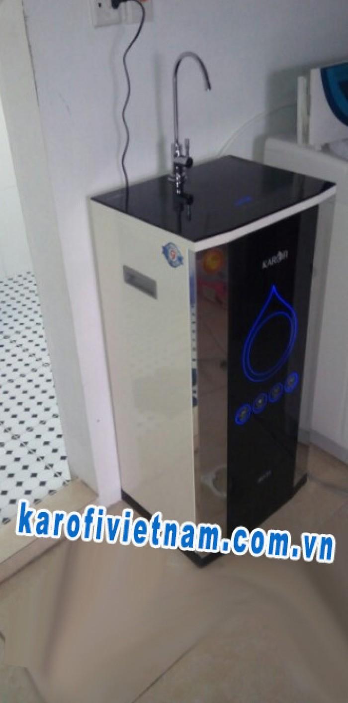 Máy lọc nước karofi iro 8 cấp lọc