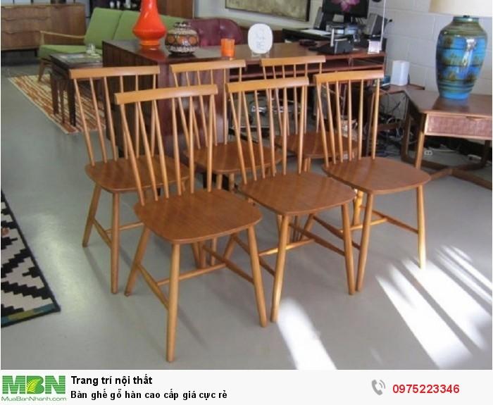 Xưởng ghế gỗ giá cực rẻ..0