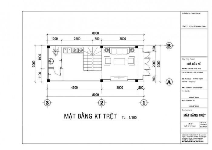 Bán nhà mới phường Thạnh Xuận, Q12