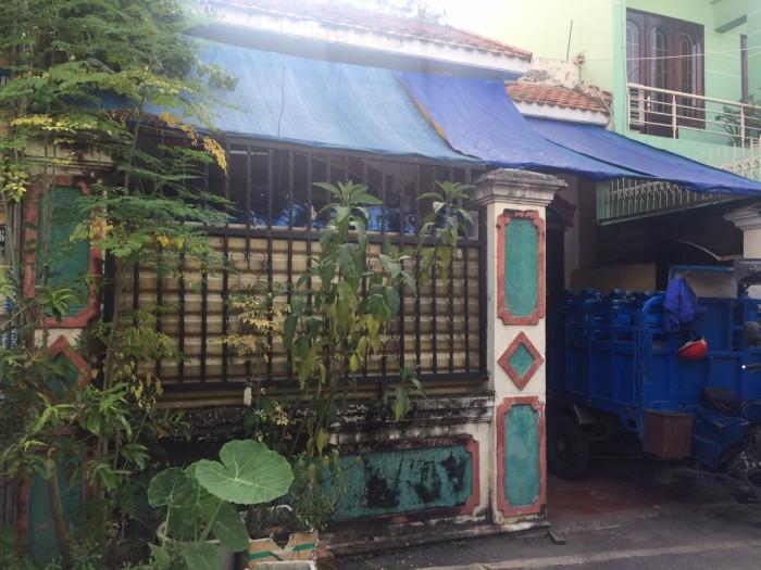 Bán Nhà 2 Mặt Tiền Hẻm 496 Dương Quảng Hàm, Phường 6, Gò Vấp, 6 x 16m, cấp 4, giá 4,85 tỷ