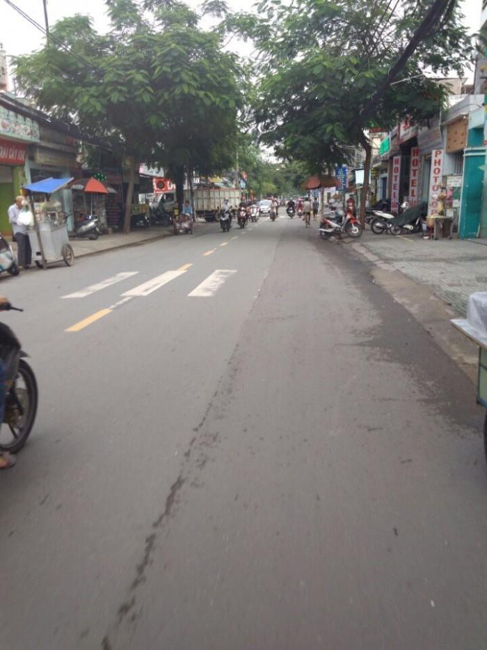 Bán nhà mặt tiền đường Cây Trâm, phường 8, quận Gò Vấp, 4 x 21m