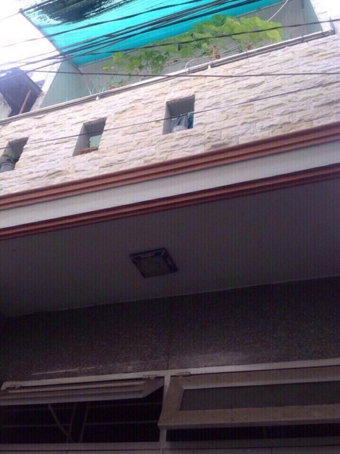Bán Nhà hẻm 275 Quang Trung, phường 10, quận Gò Vấp, 3 x 6,5m