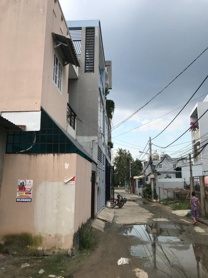 Bán lô đất đường 22 Linh Đông Quận Thủ Đức 52,3m2