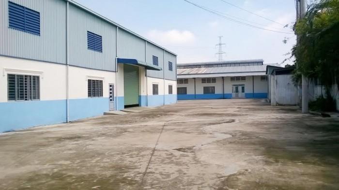 Cho thuê nhà xưởng 4600m2 điện 560KVA tại Kim Thành Hải Dương mặt QL5