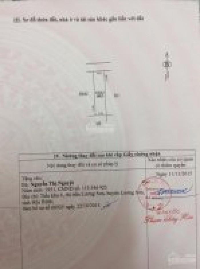 Tôi cần bán 100.3m2 đất,  Biên Giang- Hà Đông.
