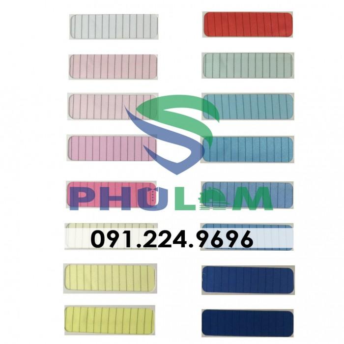 Vải sọc chống tĩnh điện phòng sạch0
