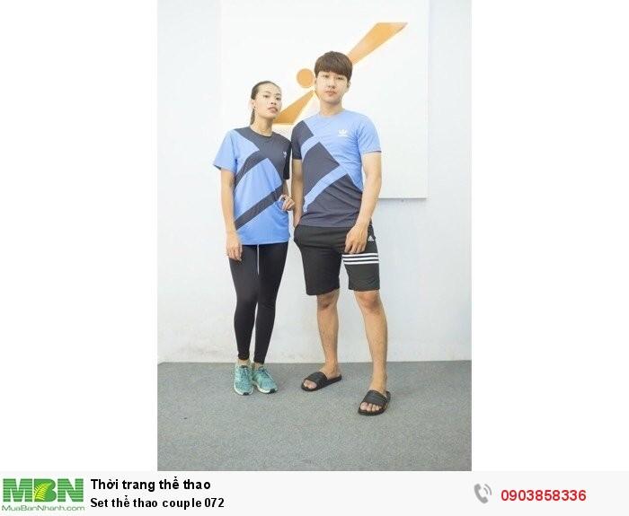Set thể thao couple 0721