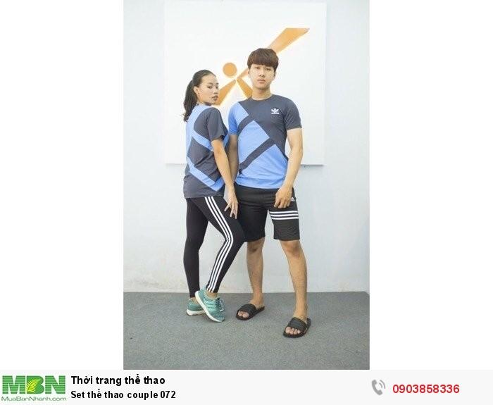 Set thể thao couple 0722