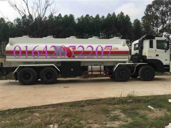 Ô tô xitec chở xăng dầu