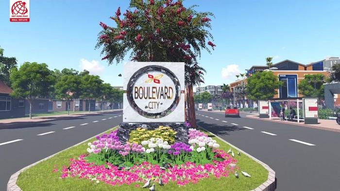 Mở bán 10 SP đẹp nhất dự án, MT Quốc lộ 1A, giá chỉ 439 triệu/100m2, THHC Trảng Bom, Đồng Nai