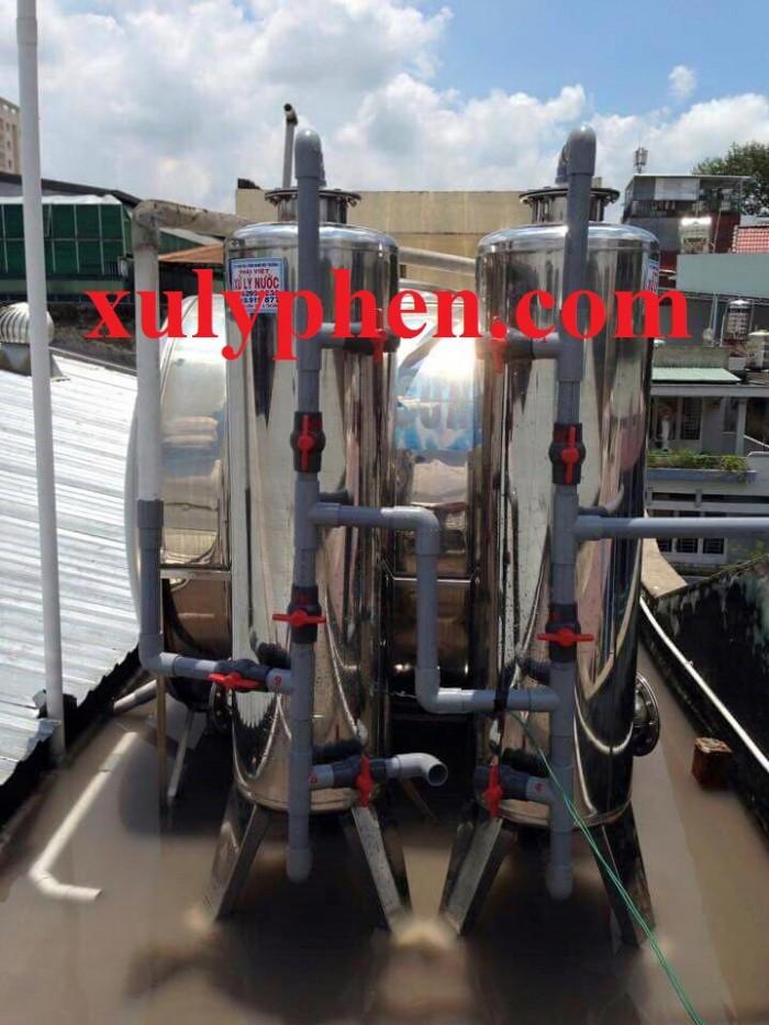 Hệ thống xử lý nước giếng phèn2