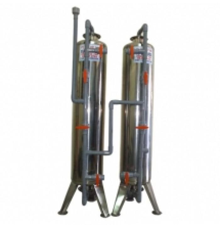 Hệ thống xử lý nước giếng phèn1
