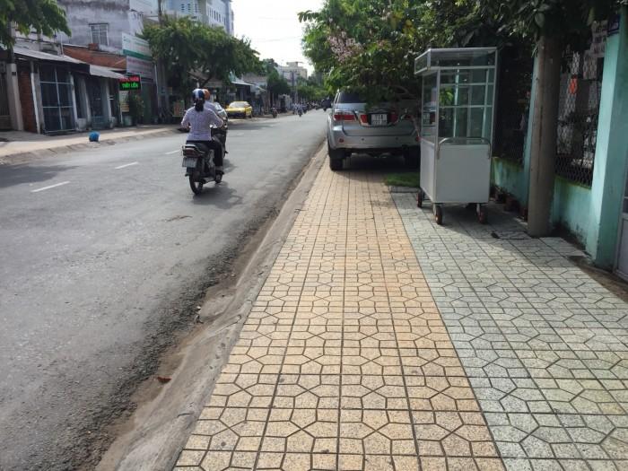 Nhà mặt tiền (9x28,5) kế bên Bệnh Viện Nguyễn Đình Chiểu