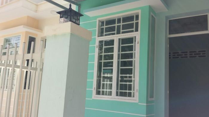 Nhà Phú Hưng (4x20)  mới hoàn thành gần kcn Phú Hưng