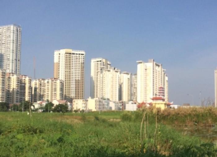 Bán đất mặt tiền Nguyễn Hoàng, An Phú, Quận 2