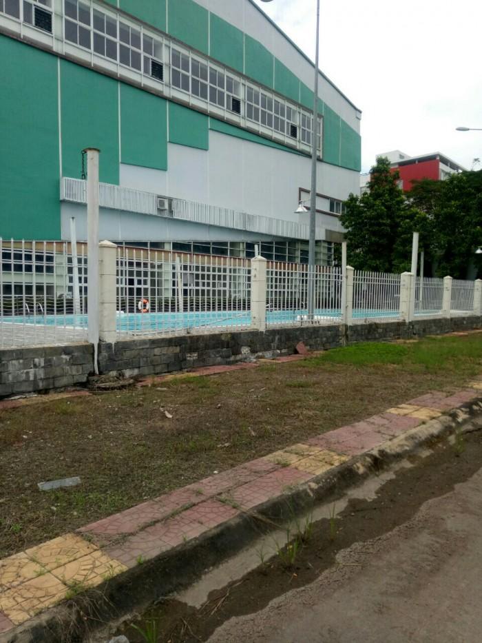 Bán lô đất 13B conic lô Bo – 120m2 đường số 7 giá 25,5 tr/m2- sổ hồng