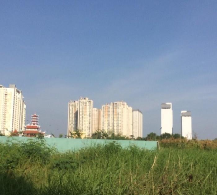 Bán đất Nguyễn Hoàng, đối diện trường THPT Thủ thiêm, giá rẻ khu vực