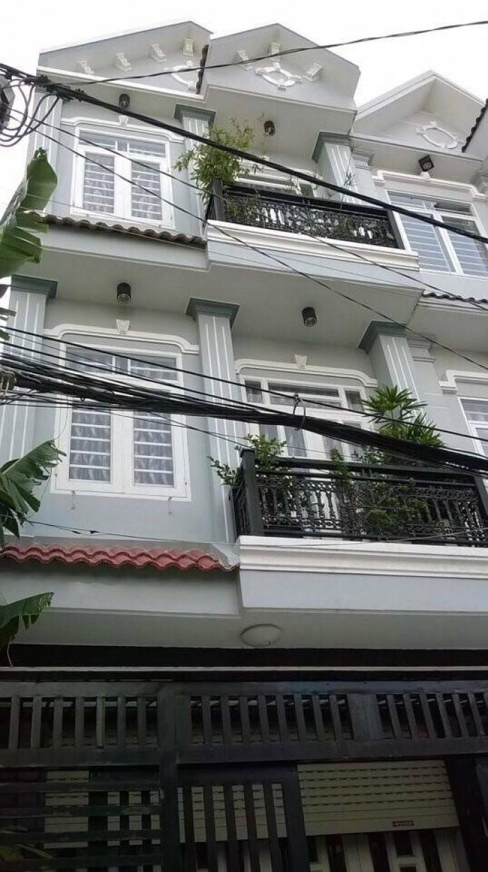 Cần bán nhà 98/06 Dương Cát Lợi, TT Nhà Bè, H. Nhà Bè