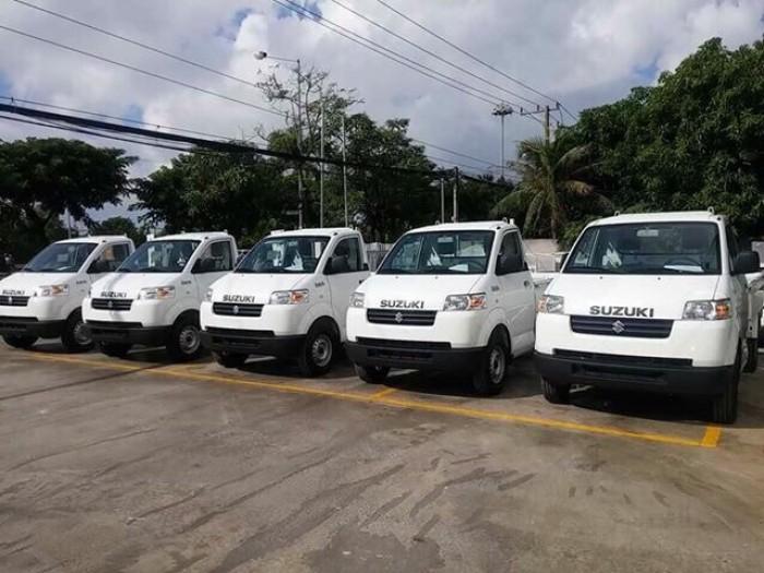Bán xe tải nhẹ Suzuki Super Carry Pro chất lượng nhập khẩu