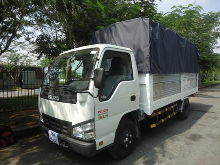 Bán xe tải ISUZU 2 tấn 2 giá tốt/  chất lượng xe tải ISUZU/ xe tải isuzu mới 100%