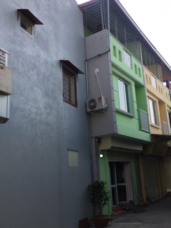 Nhà 3 tầng ôtô đỗ tận nhà. Tại Đường chùa nghèo – An Đồng - An Dương - Hải Phòng.