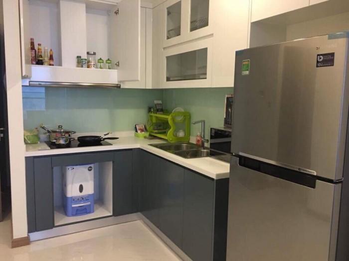 Cho thuê căn hộ Vinhomes Central Park tòa P7 nhà mới view sông
