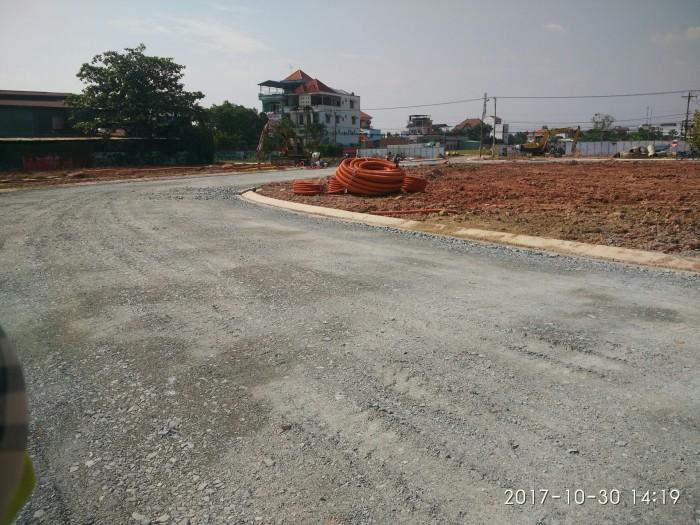 Bán đất Biên Hòa, Đồng Nai diện tích 93.6m2 thổ cư 100%